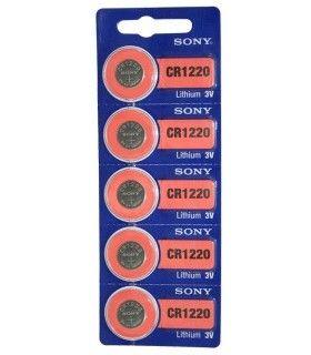 Pilas de Boton SONY CR1220