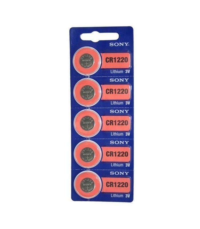 Batteria Orologio SONY CR1220