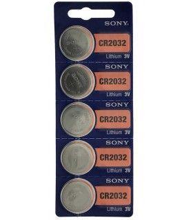 Pilhas para relógio Sony CR2032