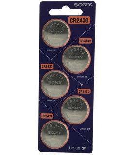 Pilas de Boton SONY CR2430