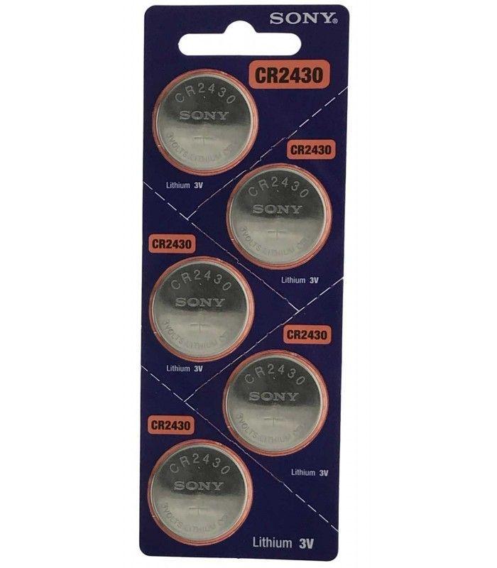 Pilhas para relógio Sony CR2430