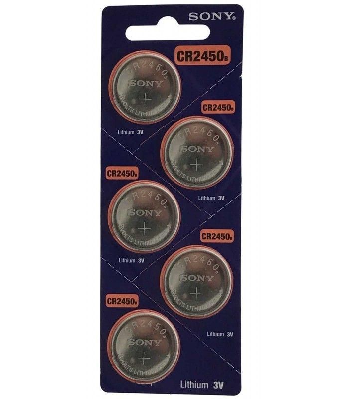 Pilhas para relógio Sony CR2450
