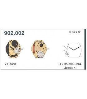 Uhrwerke, ETA 902.002