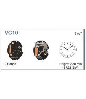Maquinaria de reloj Ref SEIKO VC10