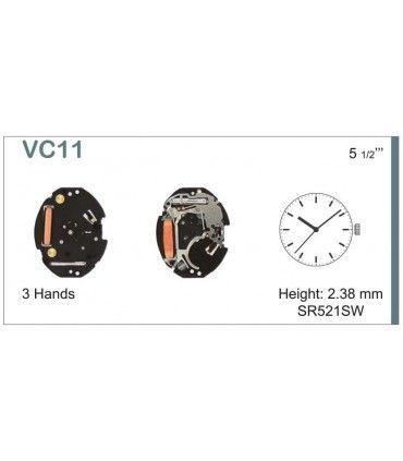 Maquinaria de reloj Ref SEIKO VC11