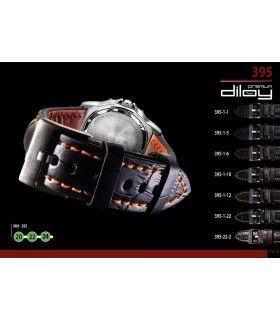 Cinturino orologio in pelle Ref 395