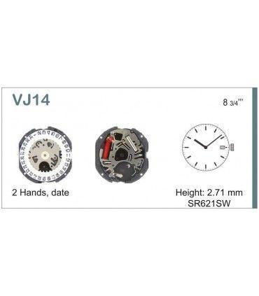 Maquinaria de reloj Ref SEIKO VJ14
