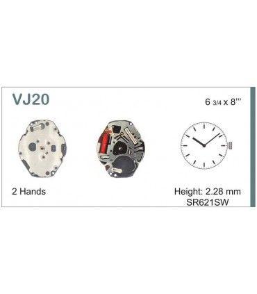 Meccanismo Orologio Ref SEIKO VJ20