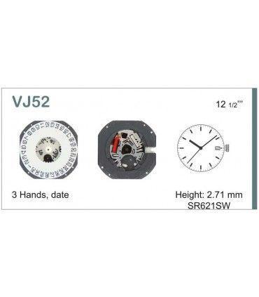 Meccanismo Orologio Ref SEIKO VJ52