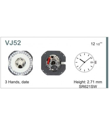HATTORI VJ52