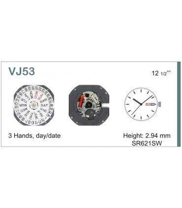 Mecanisme montre Ref SEIKO VJ53