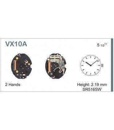 Maquinaria de reloj Ref SEIKO VX10