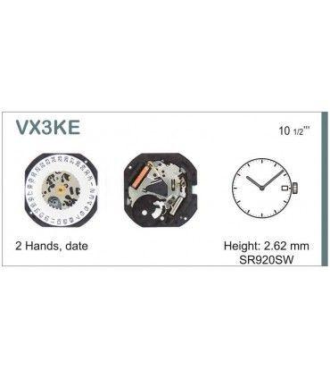 Maquinaria de reloj Ref SEIKO VX3K