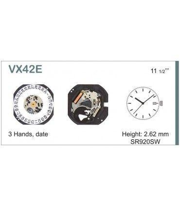 Meccanismo Orologio Ref SEIKO VX42