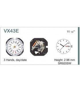 Uhrwerke Ref SEIKO VX43