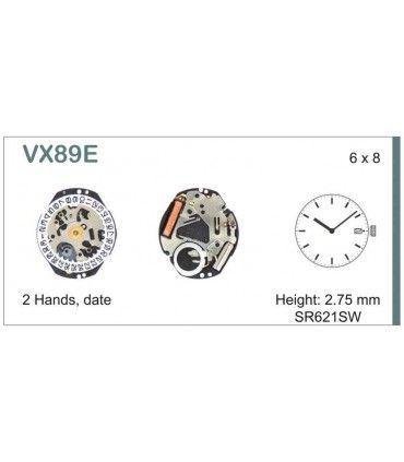 Meccanismo Orologio Ref SEIKO VX89