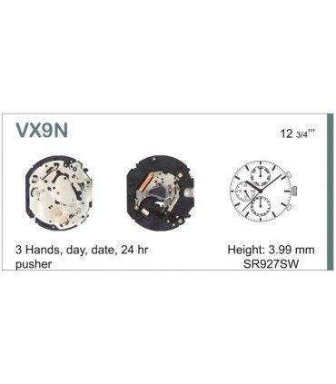 Mecanisme montre Ref SEIKO VX9N
