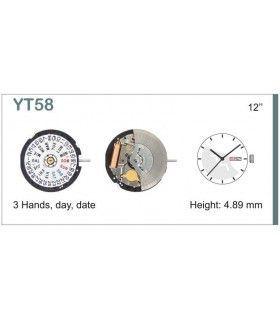 Meccanismo Orologio Ref SEIKO YT58