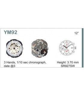 Mecanisme montre Ref SEIKO YM92