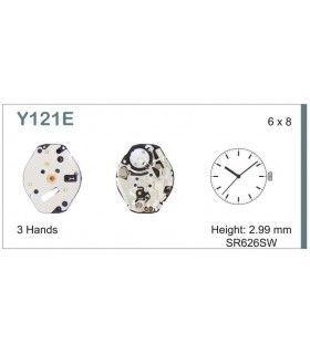 Meccanismo Orologio Ref SEIKO 21E3