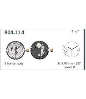 vements de montre, ETA 804.114