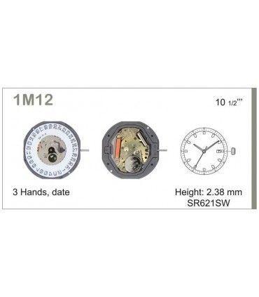MIYOTA 1M12