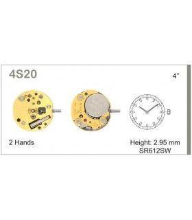 Uhrwerke Ref MIYOTA 4S20