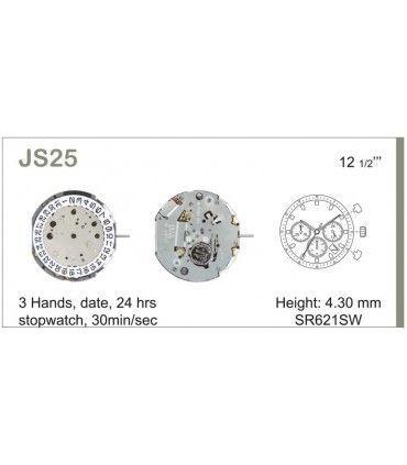 MIYOTA JS25