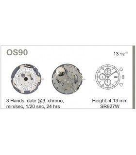 Uhrwerke Ref MIYOTA OS90