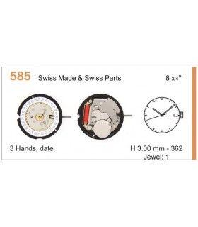 Uhrwerke, RONDA 585