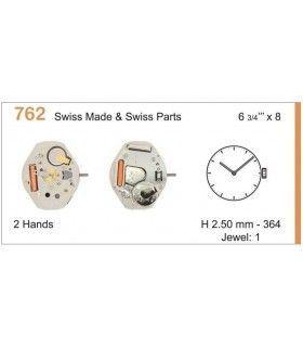 Uhrwerke, RONDA 762