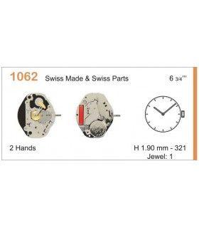Máquinas ou movimentos para relógio, RONDA 1062
