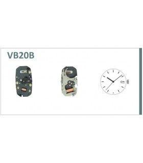 Maquinaria de reloj Ref SEIKO VB20