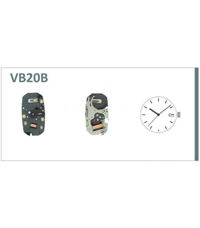 Máquinas ou movimentos para relógio, HATTORI VB20