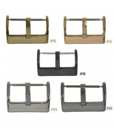 Buckle for watch straps 7820S