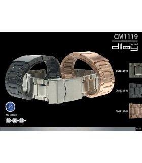 Cinturino in metallo per orologi Ref 1119