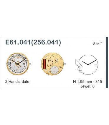 Maquina de relogio Ref ETAE61041