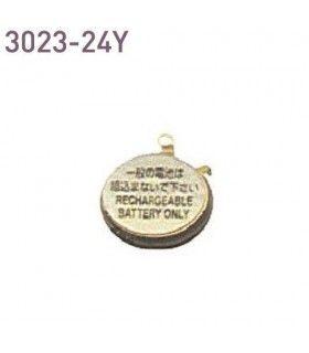 Capacitor para relógio CA 3023.24Y