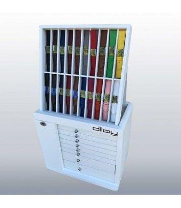 Expositor Blanco para Correas de Reloj E100.22