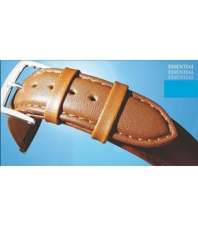 Leather watch strap, Diloy 702