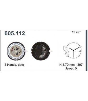 Movimiento ETA 805.112