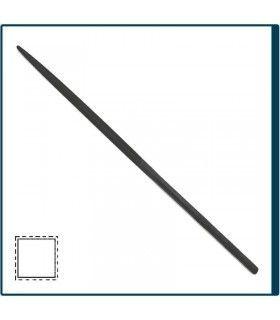 Limatón Cuadrado de 160mm y Picado 2 para joyería, bisutería y artesanía en general. Diloytools LI.C125