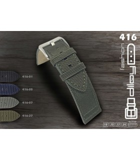 Leather watch straps Ref 416