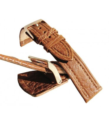 Bracelet pour montre en cuir, Diloy P188