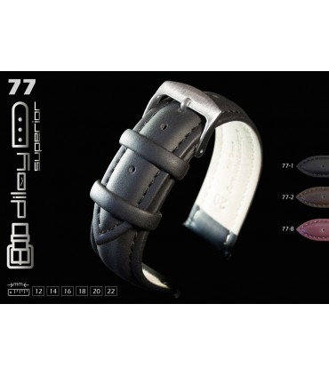 Uhrenarmband aus Leder Ref 77