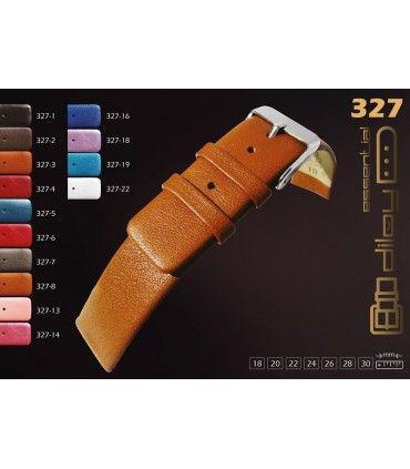 Pulseiras de relogio de couro Ref 327