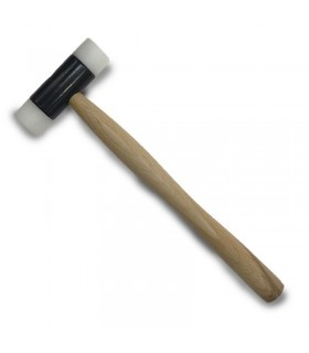 Nylon mallet for jewelers, goldsmiths and craftsmen MAR.401