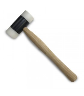 Nylon mallet for jewelers, goldsmiths and craftsmen MAR.400
