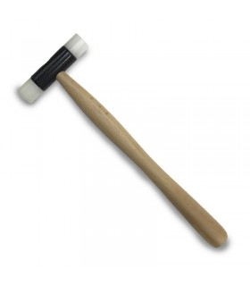 Nylon mallet for jewelers, goldsmiths and craftsmen MAR.402
