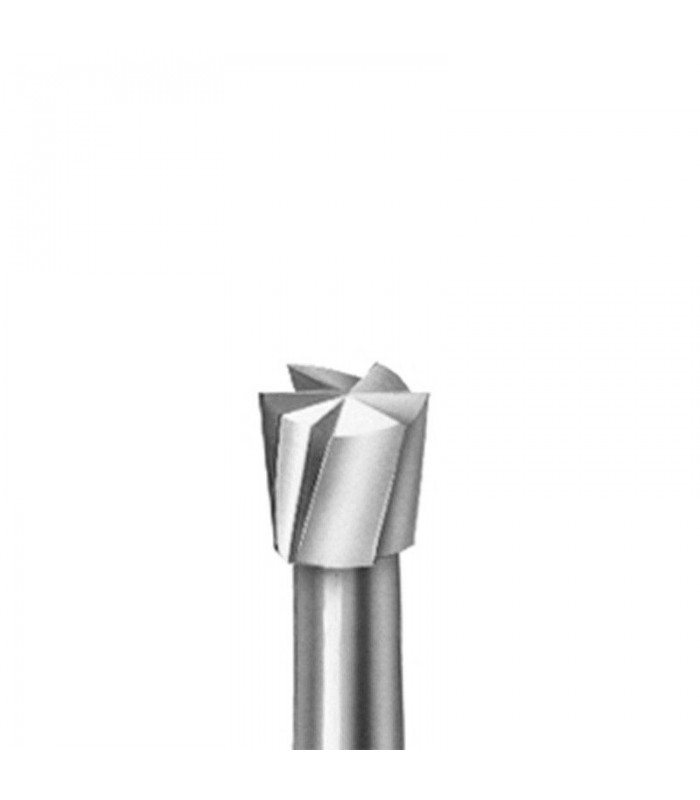 Tungsten bur inverted cone for jewelry. Diloytools FR.00H30